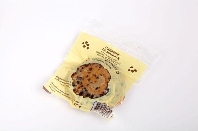 6 galettes au chocolat