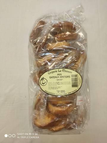 Mini gâteaux bretons
